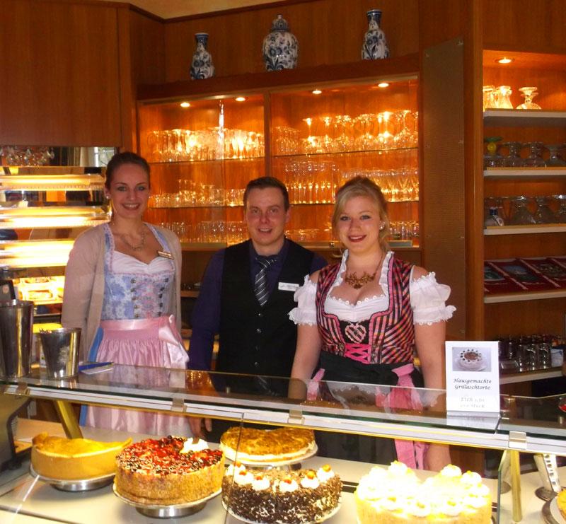 Schloss Horst Cafe
